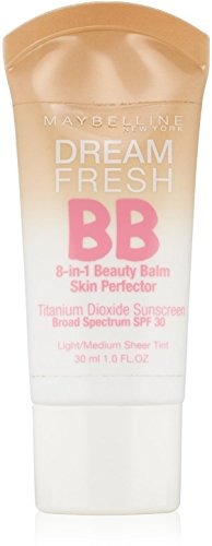 Maybelline New York - Dream Fresh BB 8-in-1 Beauty Balm Skin Perfector SPF 30