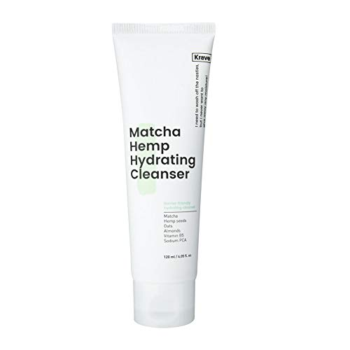 Krave Beauty - Matcha Hemp Hydrating Cleanser