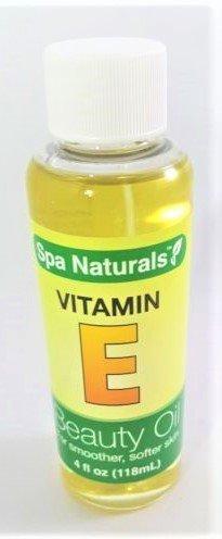 Spa naturals - Spa Naturals Vitamin E Beauty Oil 4 oz