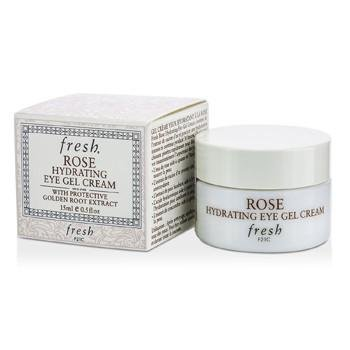 Fresh Fresh Rose Hydrating Eye Gel Cream, 0.5 Ounce