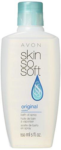 Avon - Skin So Soft Original Bath Oil Spray with Pump