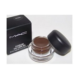 MAC - MAC Fluidline Eye Liner Gel DIPDOWN - Brown