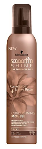 Smooth N Shine - Smooth N Shine Curl Mousse Defining 9 Ounce (266ml) (3 Pack)