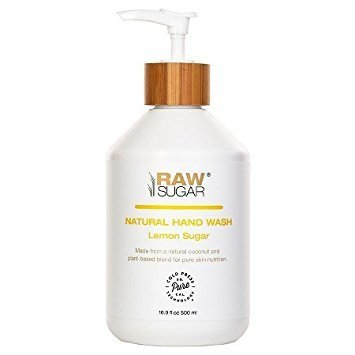 Sugar in the Raw - Raw Sugar Lemon Sugar Natural Hand Wash - 16.9oz