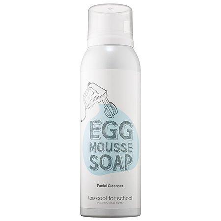 tclscl - Egg Mousse Soap Facial Cleanser