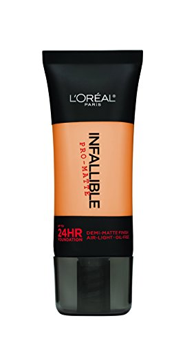 L'Oreal Paris - Infallible Pro-Matte Foundation
