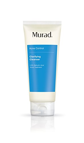 Murad Acne Clarifying Cleanser, Step 1 Cleanse and Tone
