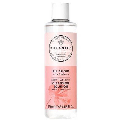 Botanics - All Bright Micellar 3 In 1 Cleansing Solution