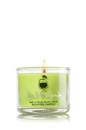 Bath and Body Works - Mini Candle * Island Margarita *