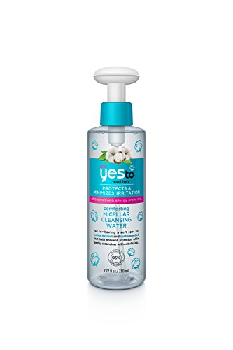 Yes To - Yes To Cotton Comforting Micellar Cleansing Water, 7.77 Fluid Ounce