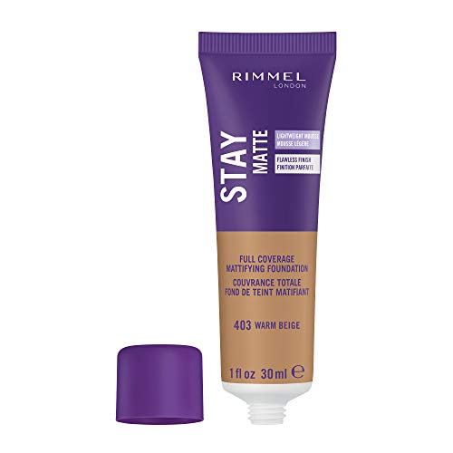 Rimmel - Stay Matte Foundation