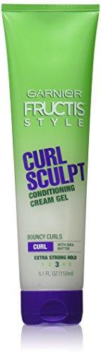 Garnier - Fructis Style Curl Sculpt Conditioning Cream Gel