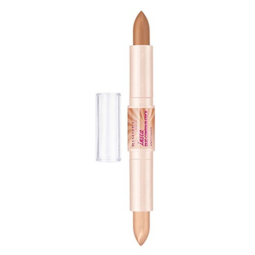 Rimmel - Insta Contour Duo Stick, Light