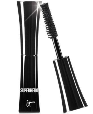 It Cosmetics - Travel Size Superhero Elastic Stretch Volumizing Mascara Black