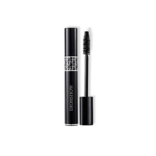Dior Christian Dior Diorshow Lash Extension Effect Volume Mascara for Women, 090/Pro Black, 0.33 Ounce