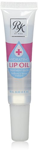 Ruby Kisses - ruby kisses Hydrating lip oil treatment gloss CLEAR (RL001) 0.34oz