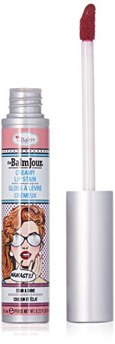 THEBALM COSMETICS - Jour Lip Stain, Namaste! Long Lasting, Soft, Creamy, Moisturizing