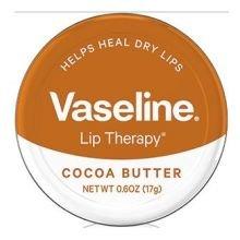 Vaseline - Lip Therapy Cocoa Butter Lip Balm Tin