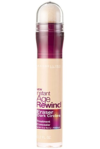 Maybelline New York - Maybelline New York Instant Age Rewind Eraser Dark Circles Treatment Concealer Makeup, Ivory, 0.2 fl. oz.