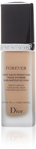 Dior - Skin Forever Perfect Makeup Everlasting Wear Pore-refining SPF35