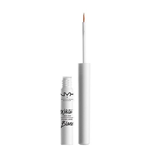 NYX PROFESSIONAL MAKEUP - NYX PROFESSIONAL MAKEUP Liquid Liner, White, 0.07 Ounce