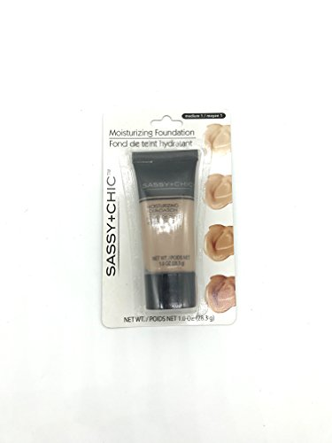 Unknown - Sassy+Chic Moisturizing Make-up Foundation, Medium 1, Net wt 1.0 Oz