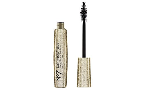 No. 7 - No7 Lash Impact Ultra Mascara Black, pack of 1