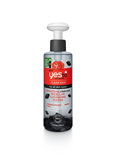 Yes To Yes To Tomatoes Charcoal Micellar Water 7.77oz , pack of 1