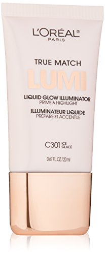L'Oreal Paris - L'Oréal Paris True Match Liquid Glow Illuminator, Ice, 0.67 fl. oz.