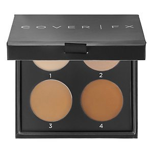 COVER - COVER FX Contour Kit Color N Light - For fair to light skin with neutral undertones by CoverFx