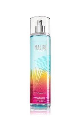 Bath & Body Works - Bath & Body Works MALIBU Heat Fine Fragrance Mist 8 oz (236 ML)