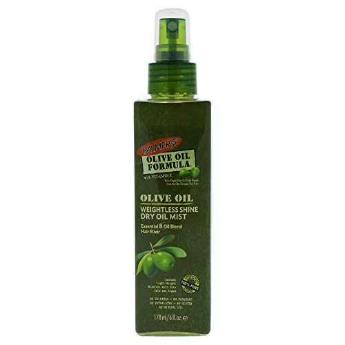 Palmer's - Palmer's Olive Oil Formula Weightless Shine Dry Oil Mist, 6 Ounce
