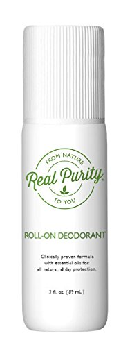 Real Purity - Real Purity Roll-On Natural Deodorant