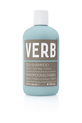 Verb - Sea Shampoo, Texture + Color Safe + Cleanse
