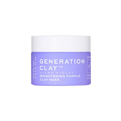 Generation Clay - Ultra Violet Brightening Australian Clay Mask