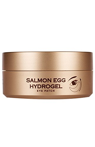 BOTANIC FARM - BOTANIC FARM Salmon Egg Hydrogel Eye Patch, 30 Count