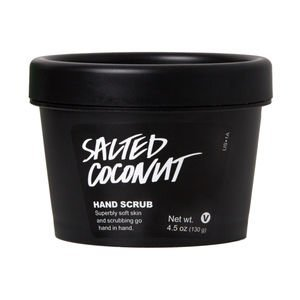Lush Clothing Salted Coconut Hand Scrub