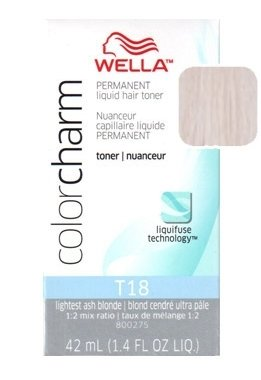 Wella - Color Charm Liquid Toner