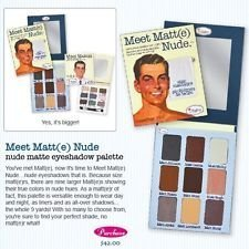Voronajj - The Balm Meet Matt(e) NUDE Matte Eyeshadow Palette (Full Size) NEW!