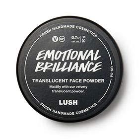 Lush Cosmetics Emotional Brilliance Translucent Powder