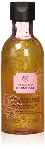 The Body Shop - British Rose Petal-Soft Gel Toner