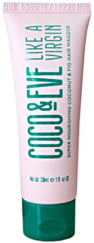 Coco & Eve - Coco & Eve Like A Virgin Super Nourishing Coconut & Fig Hair Masque Travel Size