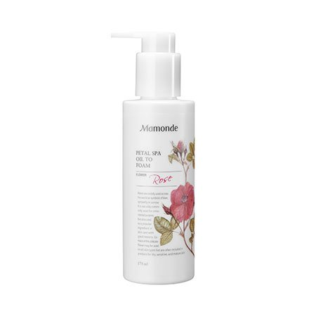 Mamonde - Petal Spa Oil to Foam