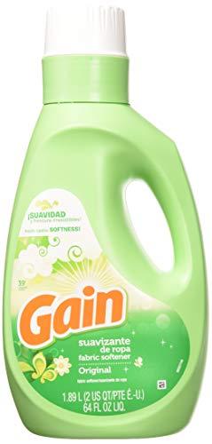 Gain - Gain Liquid Fabric Softener, Original, 64 Ounce