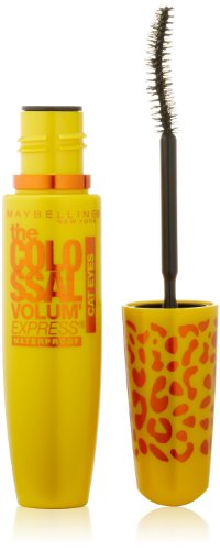 Maybelline New York - Maybelline New York Volum' Express The Colossal Cat Eyes Waterproof Mascara, Glam Black, 0.31 floz