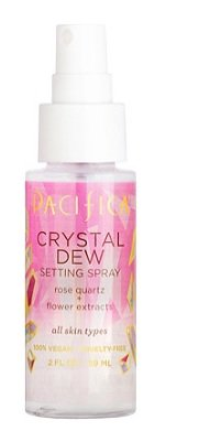 Pacifica - Pacifica Crystal Dew Makeup Setting Spray 2oz, pack of 1