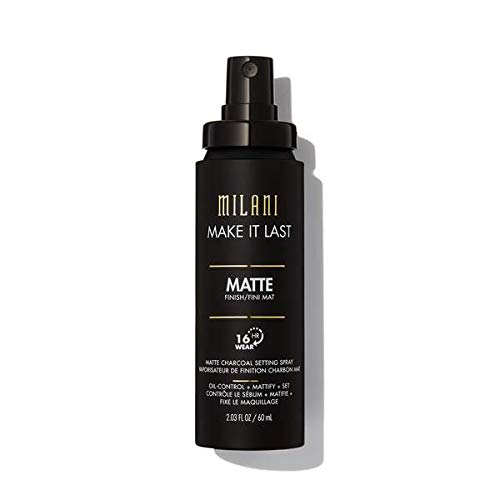 Milani - Make it Last Matte Charcoal Setting Spray