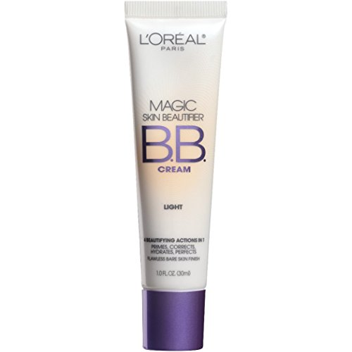 L'Oreal Paris Magic Skin Beautifier BB Cream Tinted Moisturizer Face Makeup