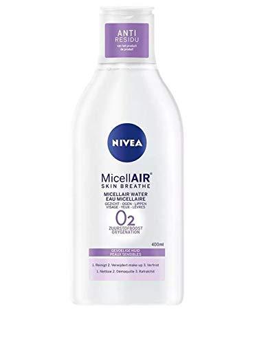 Nivea MicellAIR Skin Breathe Water O2 Face Cleansing - Sensitive Skin