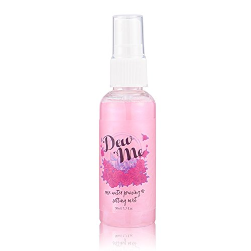 FANSI - 5#Celestial PHOERA Dew me Rose Moisturizing Pearlescent Spray - 1 Bottle